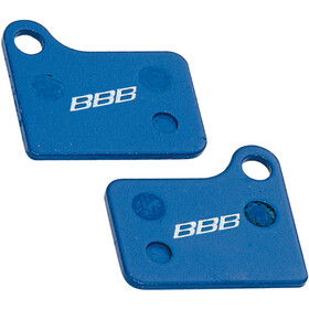 BBB BBS-51 Levyjarrupalat Shimano, blue